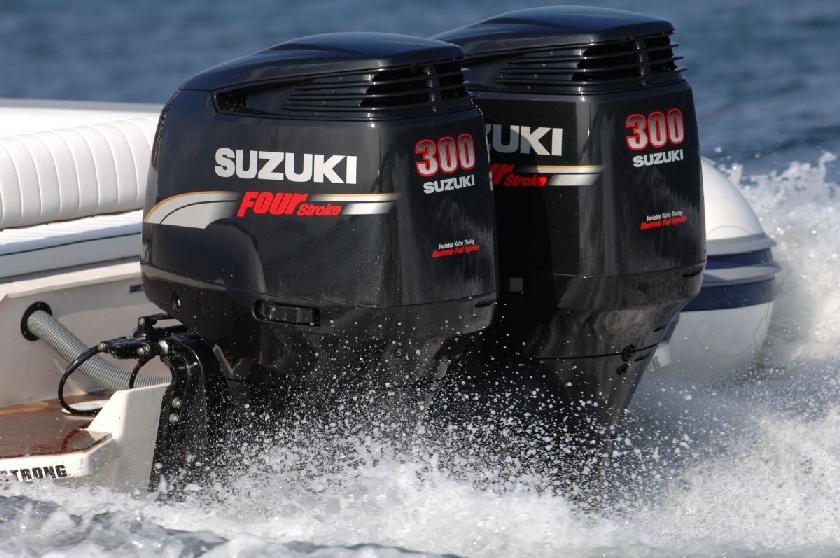 Дилер лодки сузуки